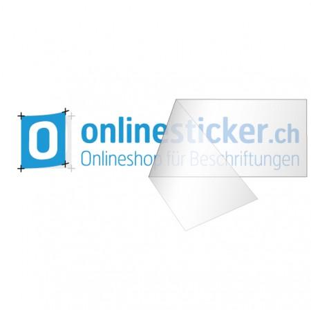 Logoaufkleber für das Auto Applikationspapier
