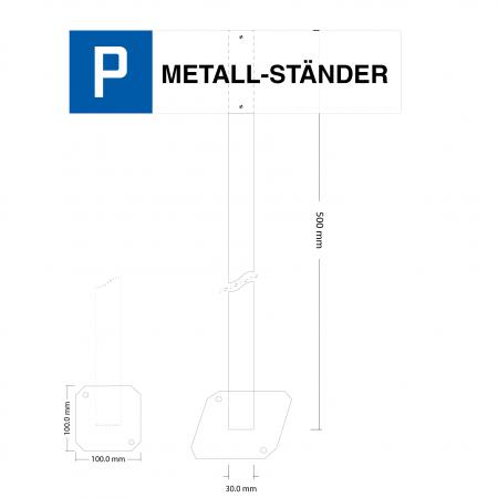 Metall-Ständer