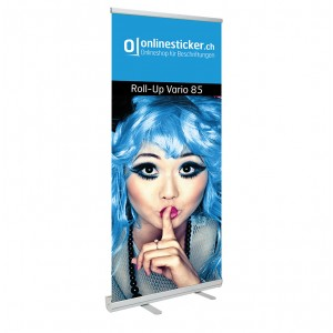 Roll-Up Display RollUp Roll-UP bedruckt
