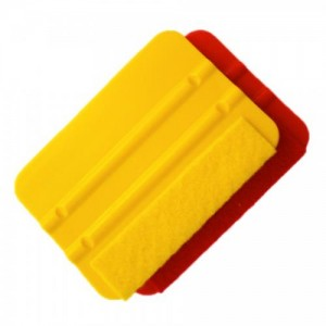 Plastikrakel mit Filzkante