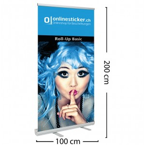 Roll-Up Basic 100
