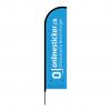 Beachflag Standard onlinesticker