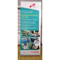 Roll-Up mit Roll-Up Film